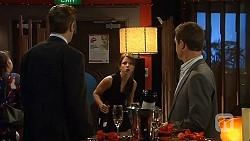 Allan Hewitt, Rhiannon Bates, Paul Robinson in Neighbours Episode 6631
