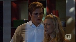 Kyle Canning, Georgia Brooks in Neighbours Episode 6631