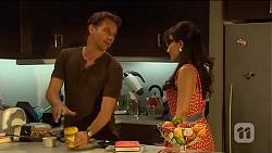 Lucas Fitzgerald, Vanessa Villante in Neighbours Episode 6632