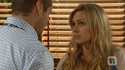 Toadie Rebecchi, Georgia Brooks in Neighbours Episode 6632