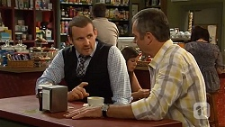 Toadie Rebecchi, Karl Kennedy in Neighbours Episode 6632