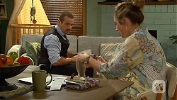 Toadie Rebecchi, Sonya Mitchell in Neighbours Episode 6632
