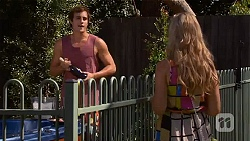 Kyle Canning, Georgia Brooks in Neighbours Episode 6632