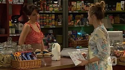 Vanessa Villante, Sonya Rebecchi in Neighbours Episode 6632