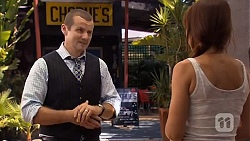 Toadie Rebecchi, Steph Scully in Neighbours Episode 6632
