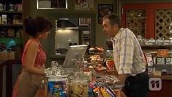 Vanessa Villante, Karl Kennedy in Neighbours Episode 6633