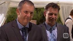 Karl Kennedy, Lucas Fitzgerald in Neighbours Episode 6633