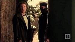 Robbo Slade, Mason Turner in Neighbours Episode 6633