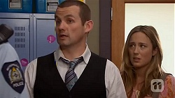 Toadie Rebecchi, Sonya Mitchell in Neighbours Episode 6634