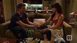 Lucas Fitzgerald, Vanessa Villante in Neighbours Episode 6634