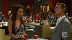 Rhiannon Bates, Paul Robinson in Neighbours Episode 6635