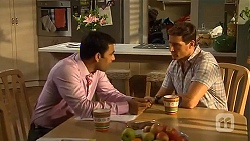 Ajay Kapoor, Matt Turner in Neighbours Episode 6636
