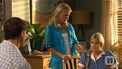 Matt Turner, Lauren Turner, Amber Turner in Neighbours Episode 6636