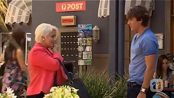 Lucy Robinson, Mason Turner in Neighbours Episode 6637