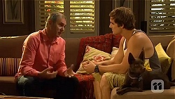 Karl Kennedy, Kyle Canning, Bossy in Neighbours Episode 6637