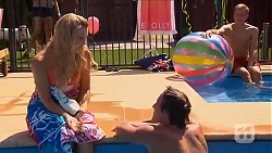 Georgia Brooks, Kyle Canning in Neighbours Episode 6637