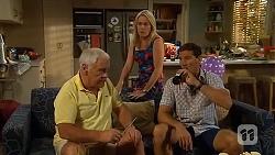 Lou Carpenter, Lauren Turner, Matt Turner in Neighbours Episode 6637