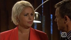 Lucy Robinson, Paul Robinson in Neighbours Episode 6637