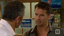 Karl Kennedy, Lucas Fitzgerald in Neighbours Episode 6638