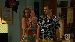 Sonya Mitchell, Nell Rebecchi, Toadie Rebecchi in Neighbours Episode 6639