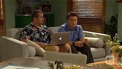 Toadie Rebecchi, Callum Jones in Neighbours Episode 6639