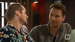 Toadie Rebecchi, Lucas Fitzgerald in Neighbours Episode 6640