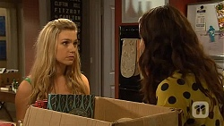 Georgia Brooks, Kate Ramsay in Neighbours Episode 6641