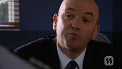 Supt. Duncan Hayes in Neighbours Episode 6641