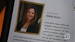 Terese Willis in Neighbours Episode 6641