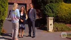Lauren Turner, Terese Willis, Paul Robinson in Neighbours Episode 6642