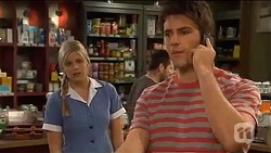 Amber Turner, Chris Pappas in Neighbours Episode 6642