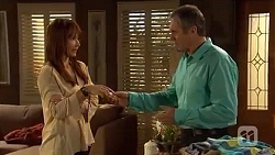 Steph Scully, Karl Kennedy in Neighbours Episode 6642