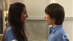 Rani Kapoor, Bailey Turner in Neighbours Episode 6643