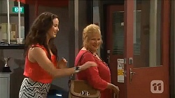 Kate Ramsay, Sheila Canning in Neighbours Episode 6643