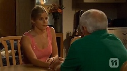 Amber Turner, Lou Carpenter in Neighbours Episode 6643