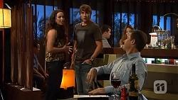 Kate Ramsay, Mason Turner, Paul Robinson in Neighbours Episode 6644
