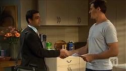 Ajay Kapoor, Matt Turner in Neighbours Episode 6644
