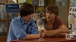 Bailey Turner, Mason Turner in Neighbours Episode 6644