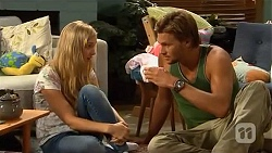 Georgia Brooks, Scotty Boland in Neighbours Episode 6644