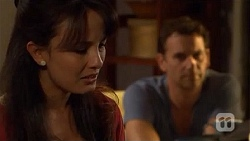 Vanessa Villante, Lucas Fitzgerald in Neighbours Episode 6645