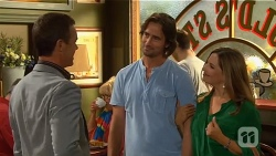 Paul Robinson, Brad Willis, Terese Willis in Neighbours Episode 6646