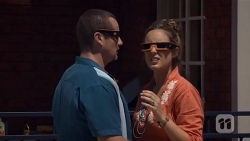 Toadie Rebecchi, Sonya Mitchell in Neighbours Episode 6646