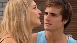 Georgia Brooks, Kyle Canning in Neighbours Episode 6646