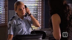 Snr. Const. Kelly Merolli, Kate Ramsay in Neighbours Episode 6647