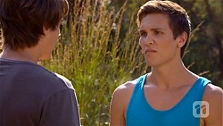 Mason Turner, Josh Willis in Neighbours Episode 6647