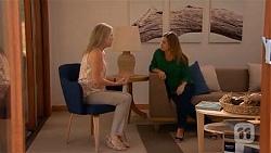 Lauren Turner, Terese Willis in Neighbours Episode 6648