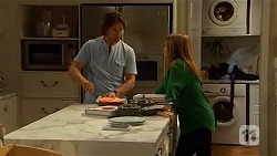 Brad Willis, Terese Willis in Neighbours Episode 6648