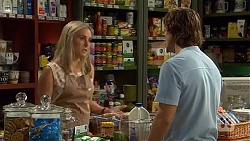 Lauren Turner, Brad Willis in Neighbours Episode 6648
