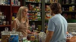 Lauren Turner, Brad Willis in Neighbours Episode 6648