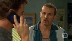 Lucas Fitzgerald, Toadie Rebecchi in Neighbours Episode 6648